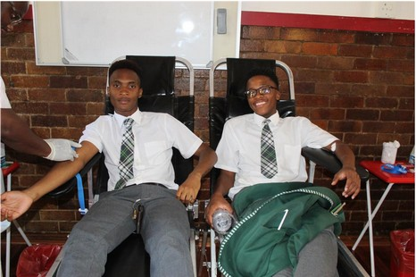 Other News – Learners give the gift of life at local blood drive